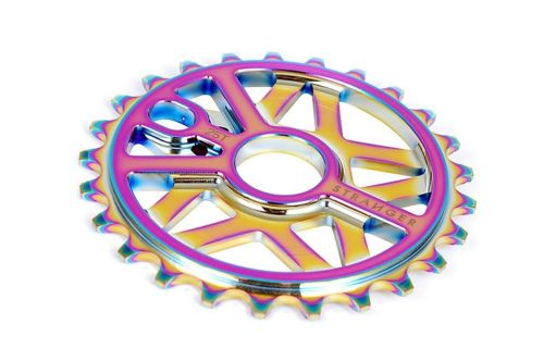 Stranger Strangergram Sprocket - Oil Slick 25 Tooth